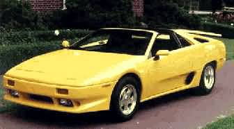 Introduction of the Fiero